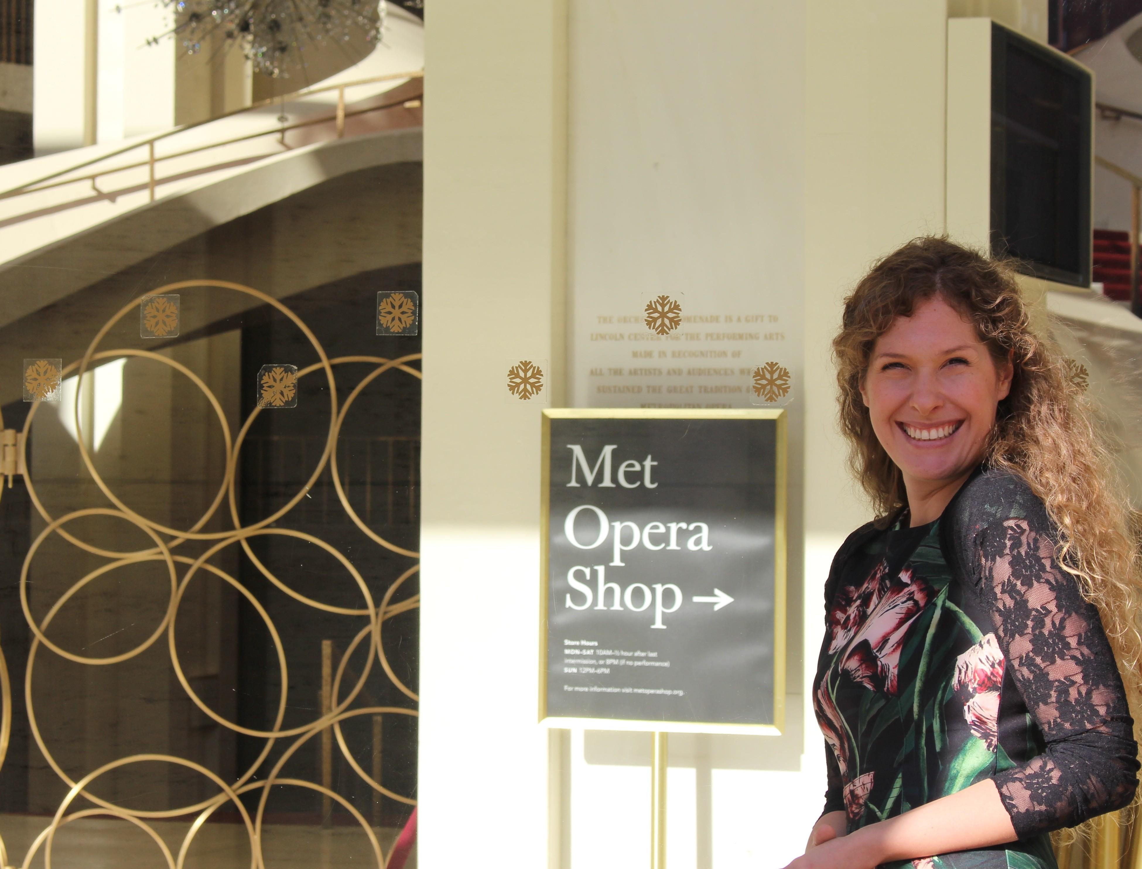 Opera Director Lotte de Beer