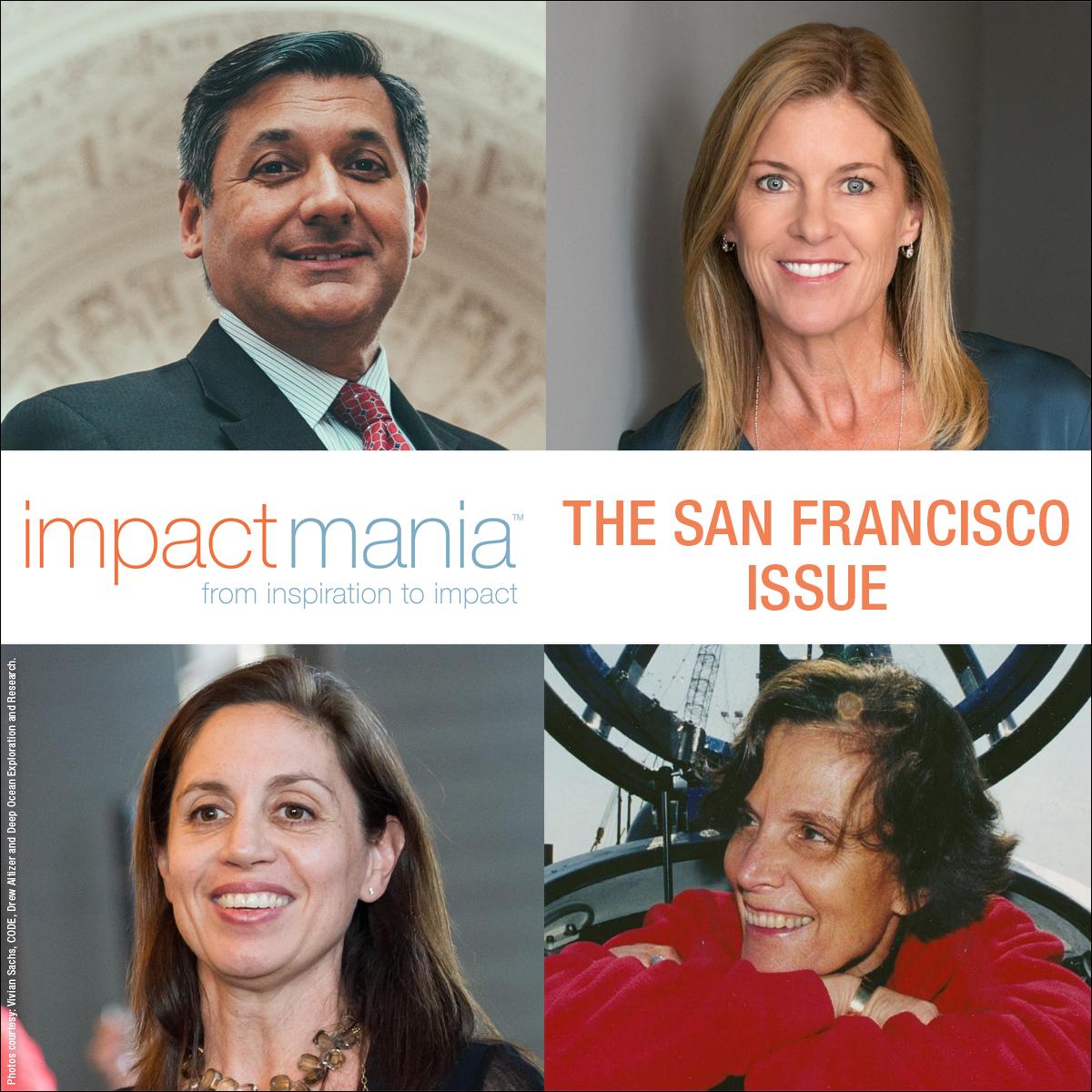 impactmania is in San Francisco!