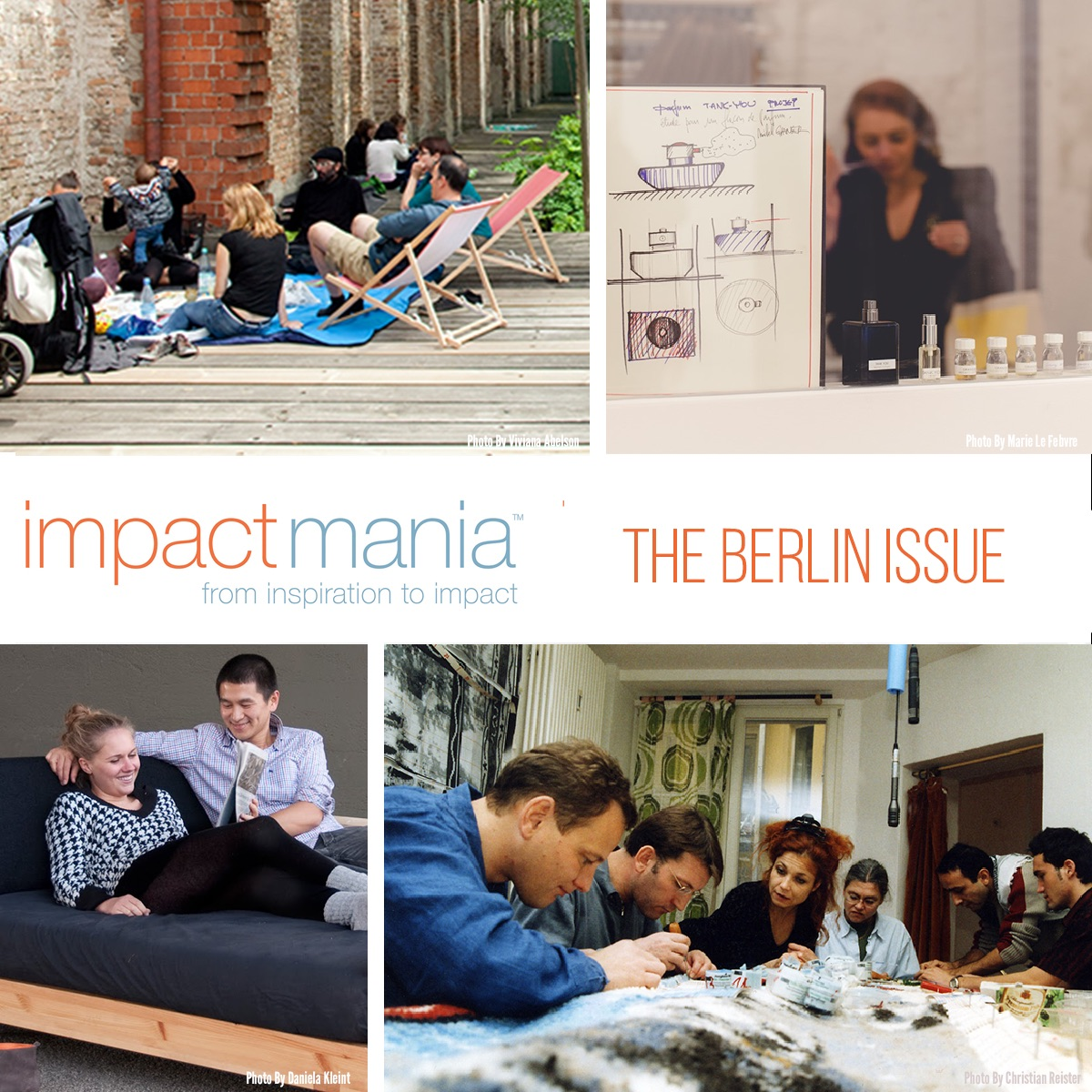 impactmania's Berlin issue is out!