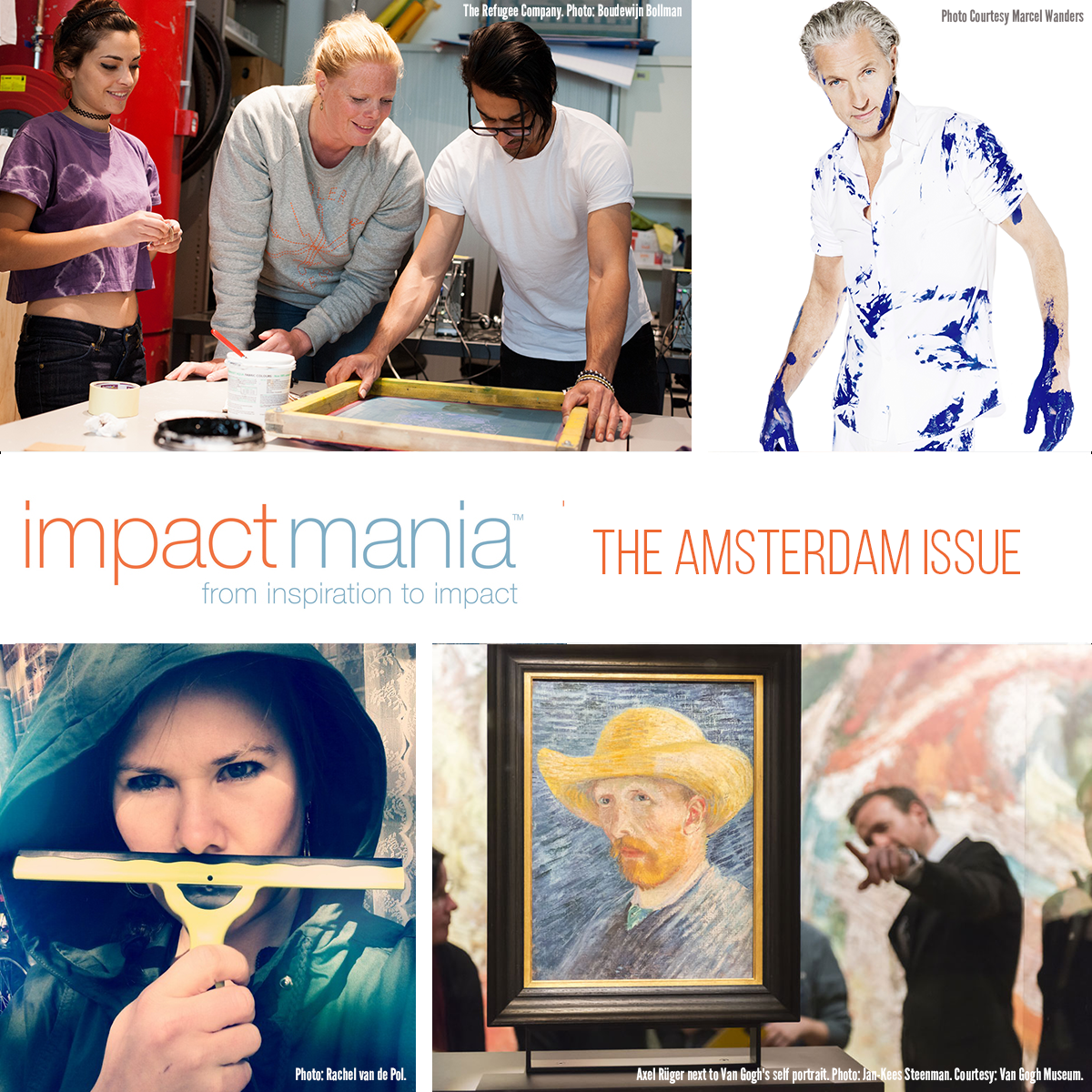 impactmania Amsterdam issue is out!