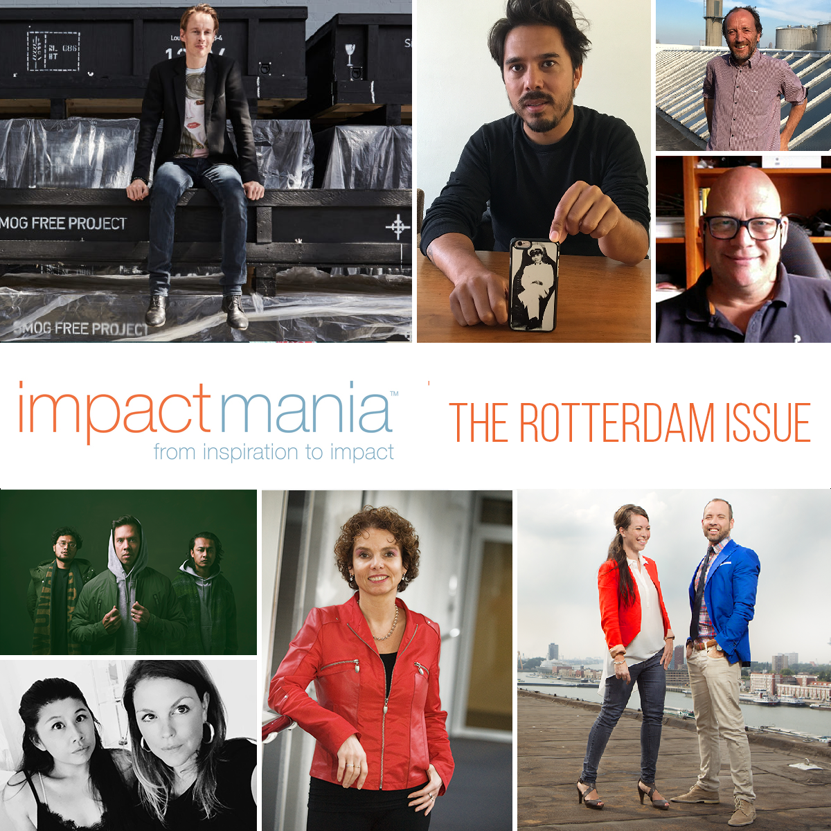 impactmania Rotterdam is out!