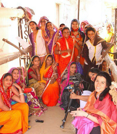 impactmania films women weavers of a large social enterprise in India